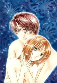 Ayashi no Ceres: Aya and Tooya
