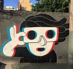 by Muretz in São Paulo, Brazil (LP)