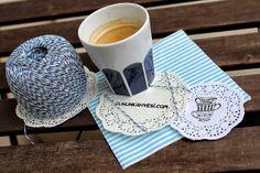 Teşvikiye - Home, morning coffee