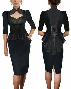 {Gothic} Gothic Dress