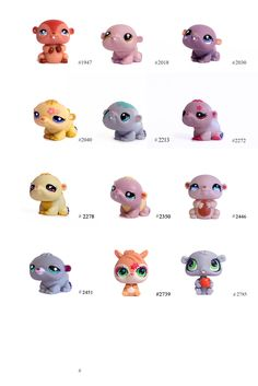 Nicole`s LPS blog - Littlest Pet Shop: Pets: Hamster