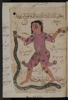 Kitab al-Bulhan or Book of Wonders (late 14thC.) | The Public Domain Review