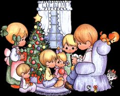 Histórias Infantil para crianças: Uma Verdadeira História de Natal