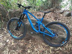 Canyon Strive CF9.0 Race - robfarv's Bike Check - Vital MTB