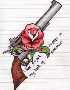 Guns'n'Roses tattoo