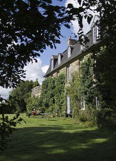 Manoir de Port-Manech. Brittany