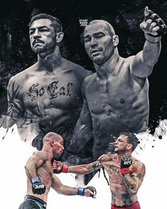 """Cub Swanson on fighting winner of Aldo vs Holloway: """"I've lost to both those guys, so they both equally sting. In my whole career, I've never fought for a belt, so that's something that I would like to do, or at least have the opportunity to do."""" #UFC212 Artwork: Stuntmannjosh #mma #ufc"""