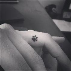 31 Beautiful Dog Tattoos Every Dog Lover Will Appreciate