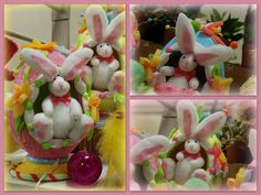 Panoramic Easter Eggs by RAZ available at www.shelleybhomeandholiday.com