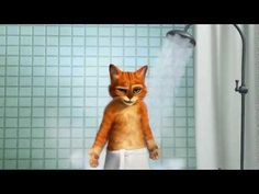 ▶ Puss in Boots TV Spot Old Spice Spoof [HD] 2011 - YouTube