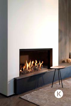 Newest Snap Shots Gas Fireplace tile Thoughts There's only a very important fa., - Newest Snap Shots Gas Fireplace tile Thoughts There's only a very important fa…, - Tv Above Fireplace, Open Fireplace, Living Room With Fireplace, Fireplace Design, Fireplace Modern, Scandinavian Living, Home And Living, Living Room Designs, Loft
