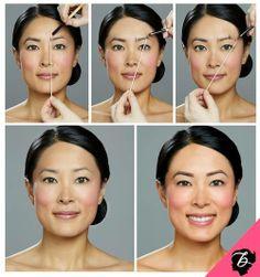 Eyebrow Makeup Tips, Beauty Makeup, Hair Makeup, Mobile Beauty Salon, Eyebrow Shaper, How To Draw Eyebrows, Fake Eyebrows, Modele Hijab, Ear Hair