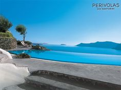 Perivolas Luxury Hotel in Santorini