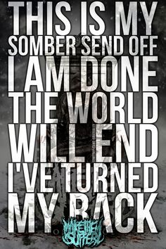 MAKE THEM SUFFER - THE ETERNAL COLD
