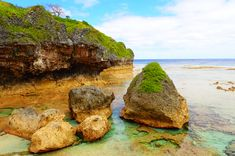Niue Island in the South Pacific