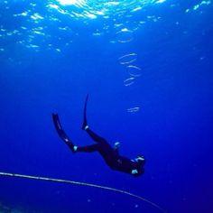 Freedive natural