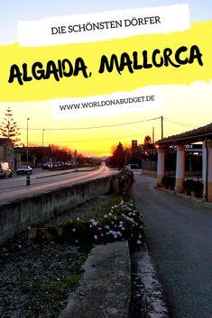 Algaida ist ein echter Geheimtipp auf Mallorca. Erfahre in unserem Reisebericht, welche spannenden Orte du bei deiner Mallorca Reise noch besuchen solltest. Inklusive sind eine ganze Menge Geheimtipps abseits der üblichen Pfade. Lies jetzt unseren Mallorca Reisebericht und entdecke unbekannte Highlights Menorca, Highlights, Sidewalk, Roadtrip, Round Trip, Travel Report, Travel Inspiration, Side Walkway, Luminizer