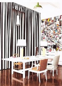floor to ceiling graphic curtains