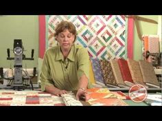 BORDERS, BINDING, SASHING  FOR QUILTS ...................PC...How To: Add Borders to Your Quilts with Jenny Doan from Quilting Quickly. Click: http://www.craftsy.com/ext/Pinterest_9_3