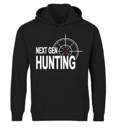 Next Gen Hunting Premium Hoodie Christmas Fashion, Christmas Gifts, Xmas, Christmas Is Coming, Cool T Shirts, Hunting, Hobbies, Santa, Lovers