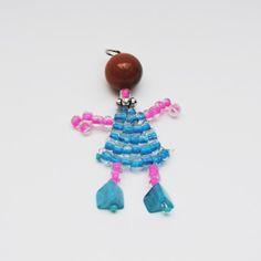 Perlen Figur