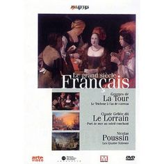 Le grand siècle français DVD Palette : http://0753649j.esidoc.fr/id_0753649j_23560.html