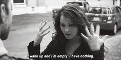 I have nothing. I feel like this at the moment.