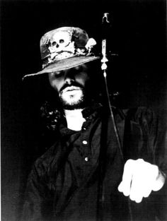 Jim Morrison On Stage | Jim Morrison making history in Miami, 1969