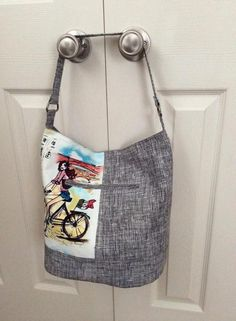 Sewing: Swoon Bonnie Bucket Bag