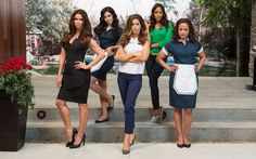 Devious Maids : La série caliente qui succède à Desperate Housewives ! * Chloé Fashion & Lifestyle