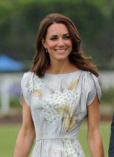 The Duke and Duchess of Cambridge attend The Foundation Polo Challenge.Santa Barbara Polo & Racquet Club, Carpentaria, CA.