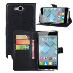 Find More Phone Bags & Cases Information about Free Shipping for Alcatel case High Quality PU Leather wallet flip Case for Alcatel One Touch  Hero/OT8020T Phone Cover Case,High Quality wallet,China case vehicles Suppliers, Cheap wallet heart from Eagle Phone Case Store on Aliexpress.com