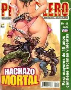 ¡Historietas Perversas!: Pistolero, No. 122