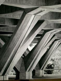 Pier Luigi Nervi_ambasciata d'italia a brasilia 1976