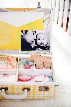 DIY keepsake memory box in Handmade for Baby   This Little street : This Little street