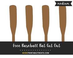 Free baseball bat template small size printablestemplates free baseball bat cut out medium pronofoot35fo Choice Image