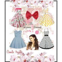 Ariana Grande Style! Super duper cute❤️
