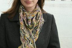 This looks like it would be fun to knit up. Hey, I found this really awesome Etsy listing at https://www.etsy.com/listing/127582941/pattern-shell-point-shawlette-knitting