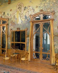 Basile Room, Hotel Villa Igiea Palermo Sicily