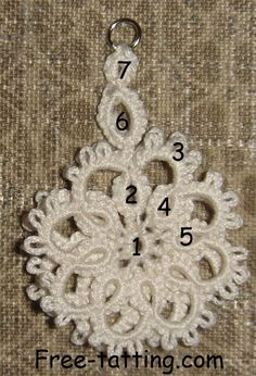 The bulk flower - earrings or pendant