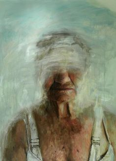 Blind, by Roberta Coni. Oil on Canvas, 2010.