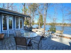 Waterfront Home For Sale in Lake Wylie, SC