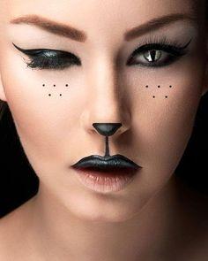 Halloween Makeup fox