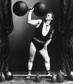 circus strongman - Google Search
