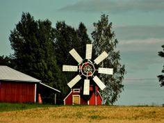 Discover the world through photos. Native Country, Windmills, Finland, Nativity, World, Beauty, Decor, Decoration, Wind Mills