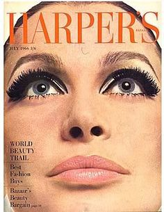 Harper's Bazaar (cover) - July 1966