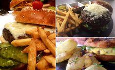 ¿Dónde están las mejores hamburguesas de la Ciudad de México?