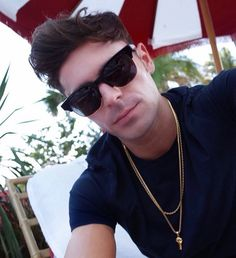 The Gold Gods: Zac Efron ( LA livin' in our exclusive Gold Fist Piece and . Zac Efron, Hot Actors, Actors & Actresses, Ocean Drive, Baywatch, Jeremy Renner, Actor Model, To My Future Husband, American Actors