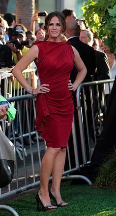 "Jennifer Garner la premiera filmului ""The Odd Life Of Timothy Green"""