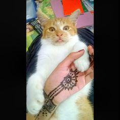 My henna. 😂